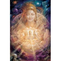 Prakriti, Cosmic Mother Nature and Her Universal Work of Creation