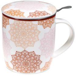 Confezione regalo Mug Mandala rosa