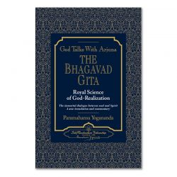 God Talks with Arjuna: The Bhagavad Gita - Copertina rigida