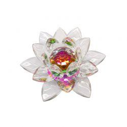 Fior di loto cristallo medio