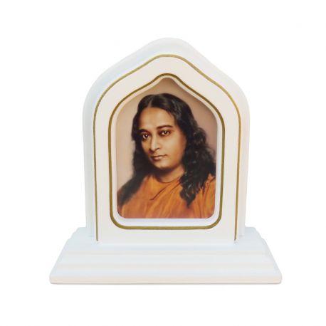 Cornice con immagine di Paramahansa Yogananda